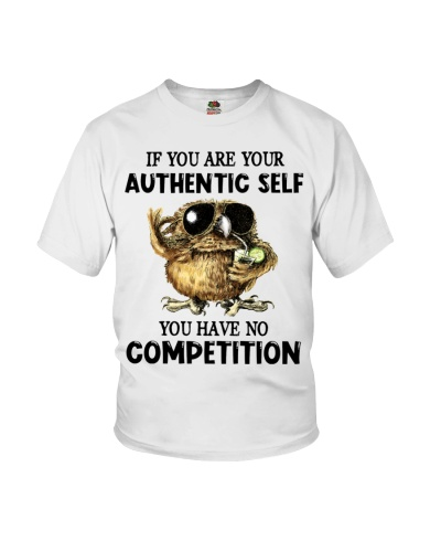 Owl If You Are You Authentic
