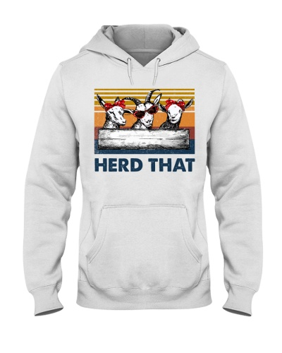 Goat Herd That