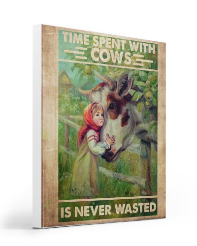 Cow Time Spent With Cows Is Never Wasted
