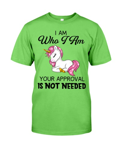 Unicorn I Am Who I Am