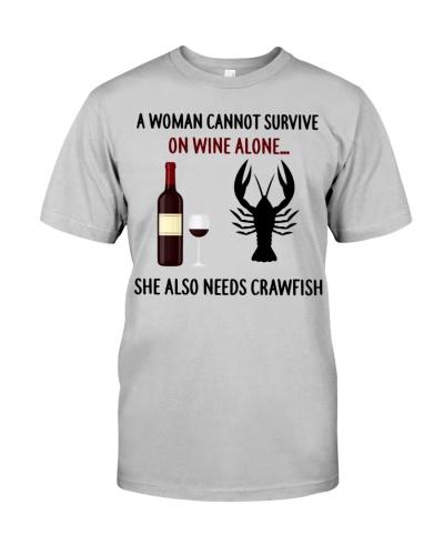Wine - Crawfish