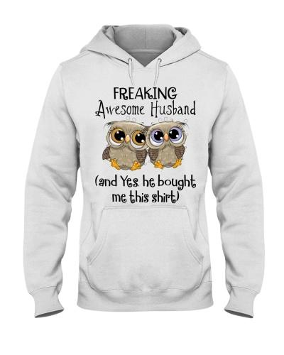 Owl Freaking Awese Husband