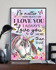 Unicorn No matter  16x24 Poster lifestyle-poster-2