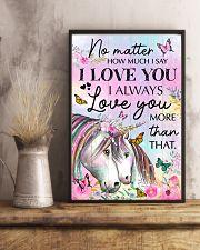Unicorn No matter  16x24 Poster lifestyle-poster-3