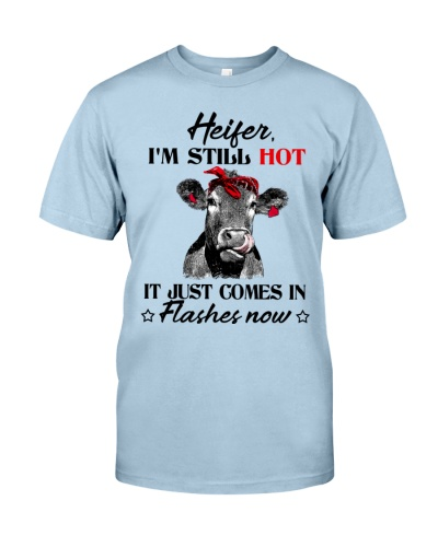 Cattle Heifer I'm still hot