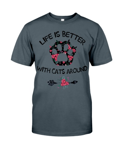 Cat Life Is Better With Cats Around