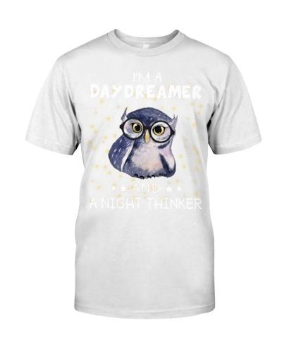 Owl I'm A Dreamer And A Nighthinker