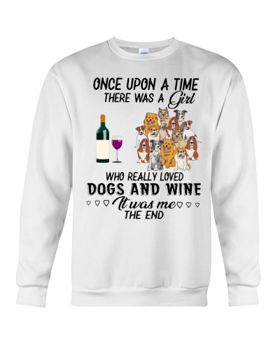 Dog Once Upon A Time Who Really Dogs And Wine
