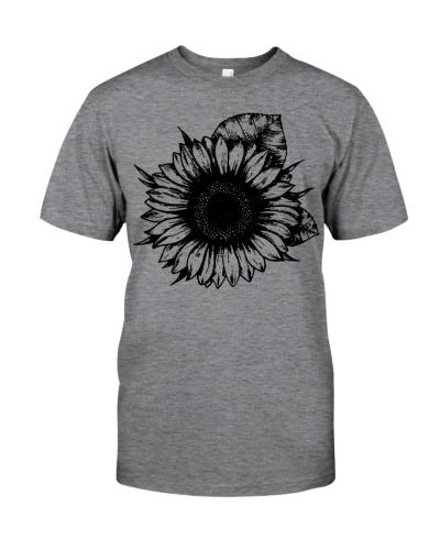 Hippie Sunflower