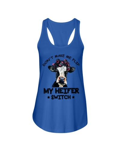 Cow Don't Make Me Flip My Heifer Switch