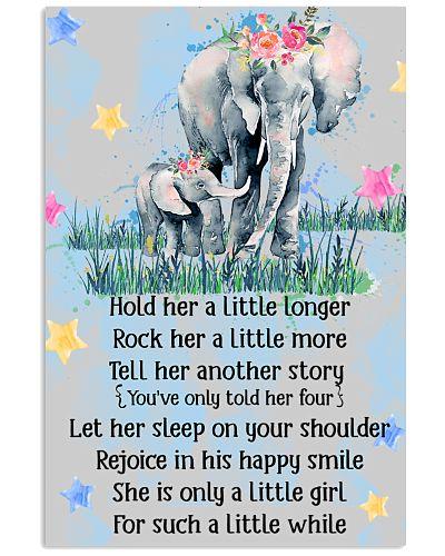 Elephant Hold Her A Little Longer