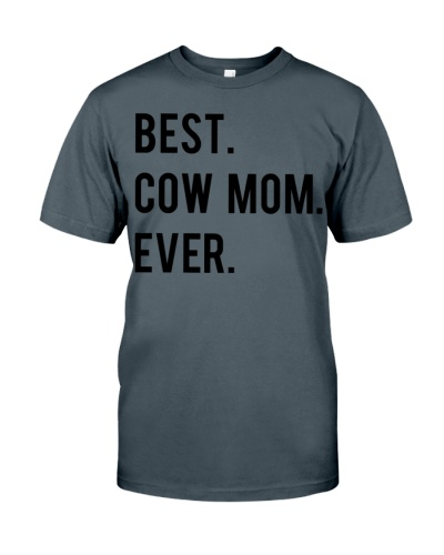 Cow Best Cow Mom Ever