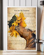 Horse You Are My Sunshine 16x24 Poster lifestyle-poster-4