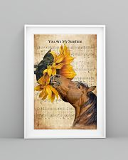 Horse You Are My Sunshine 16x24 Poster lifestyle-poster-5