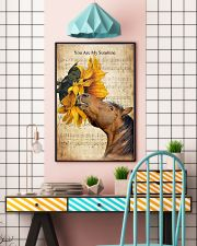Horse You Are My Sunshine 16x24 Poster lifestyle-poster-6