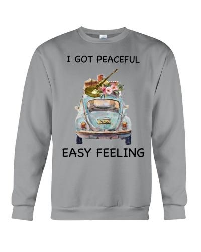 Hippie I Got A Peaceful Easy Feeling