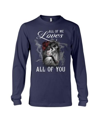 Skull All Of Me Loves All Of You