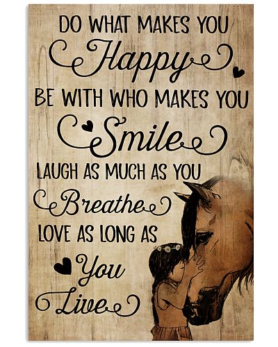 Horse Do What Make You Happy