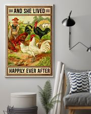 Chicken And She Lived  16x24 Poster lifestyle-poster-1