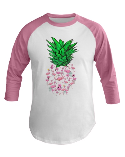 Flamingo Pineapple