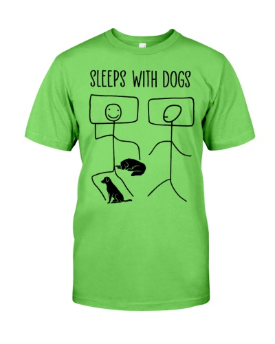 Dogs Sleep With Dogs