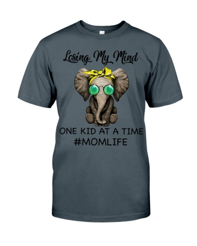 Elephant Losing My Mind
