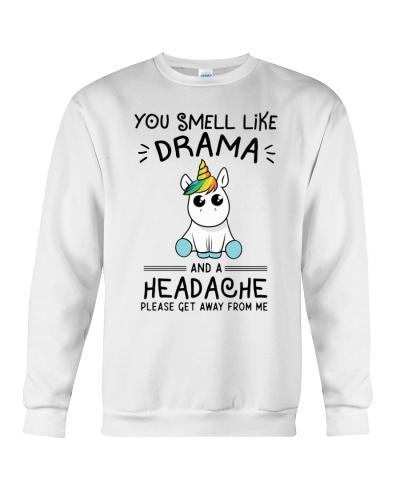 Unicorn You Smell Like Drama