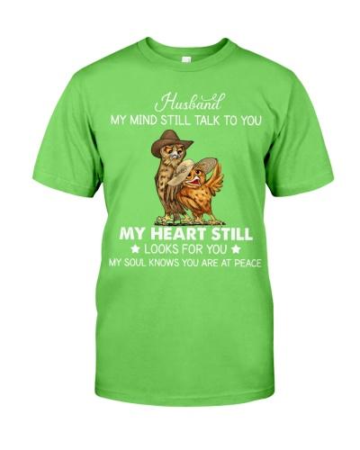 Owl Husband My Mind Still Talk To You