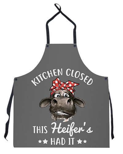 Cow Kitchen Closed this Heifer's