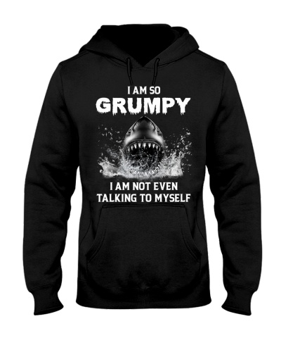 Shark I Am So Grumpy