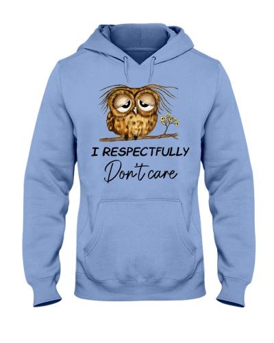 Owl I Respectfully Don't Care