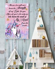 Baby Unicorn You are braver  Nursery Poster 16x24 Poster lifestyle-holiday-poster-2