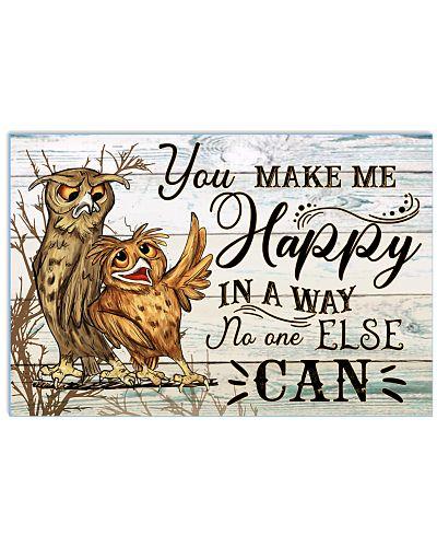 Owl You Make Me Happy