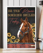 Horse The Reason Someone Smile 16x24 Poster lifestyle-poster-4