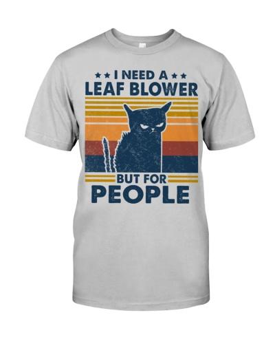 Cat Leaf Blower 4 People