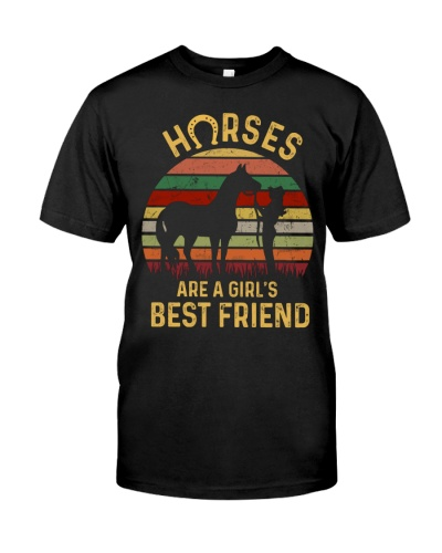 Horse Horses Are A Girl's