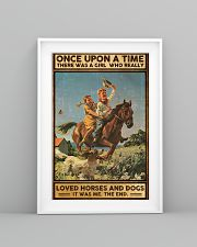 Horses and Dogs 16x24 Poster lifestyle-poster-5