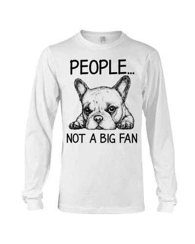Dog People Not A Big Fan