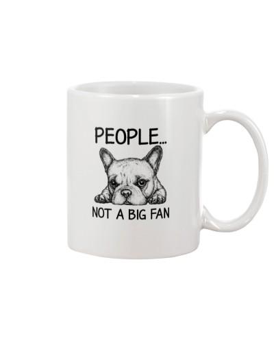 Dog People Not A Big Fan