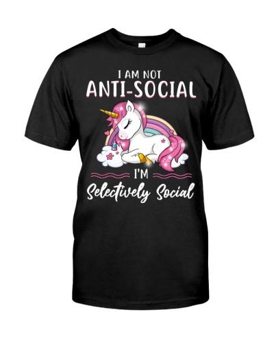 Unicorn I'm Not Anti Social