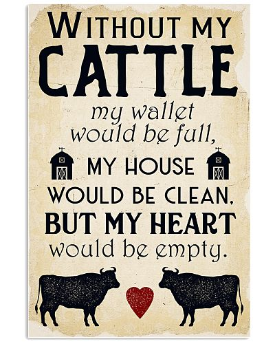Cow Without My Cattle My Waller Would Be Full