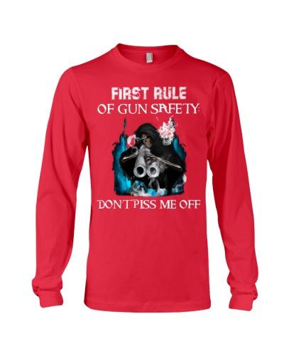 Skull Rule Of Gun Safety