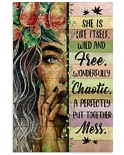Hippie She Is Life Itself  16x24 Poster front