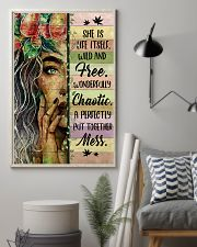 Hippie She Is Life Itself  16x24 Poster lifestyle-poster-1