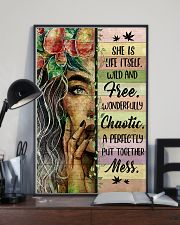 Hippie She Is Life Itself  16x24 Poster lifestyle-poster-2