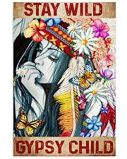 Hippie Stay Wild Gypsy Child 16x24 Poster front