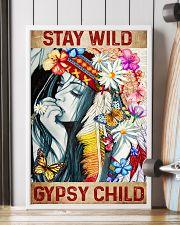 Hippie Stay Wild Gypsy Child 16x24 Poster lifestyle-poster-4