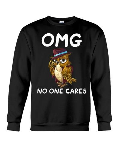 Owl OMG No One Cares