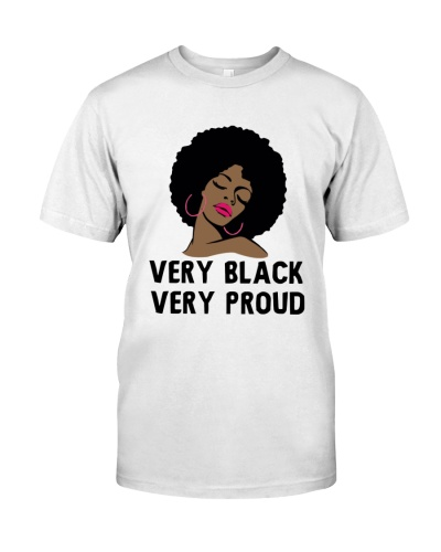Afro Very Black Very Proud