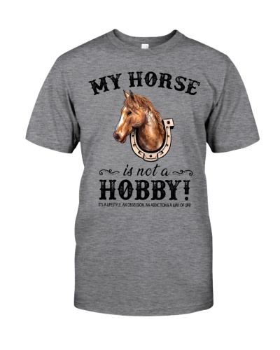 Horse My Horse Is Not A Hobby